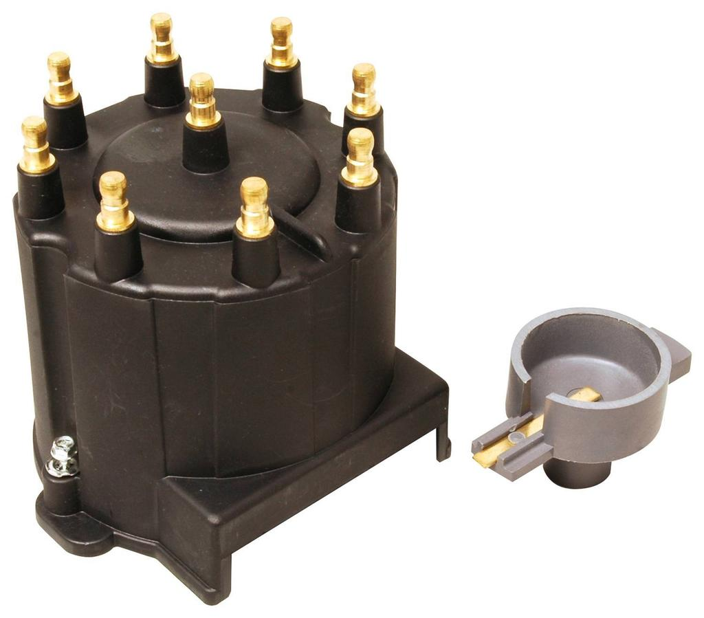 MSD 5500 Street Fire Cap and Rotor Kit with MSD//GM V8 Points and Socket